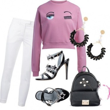 Outfit Ferragni everydays