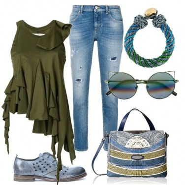 Outfit October sun