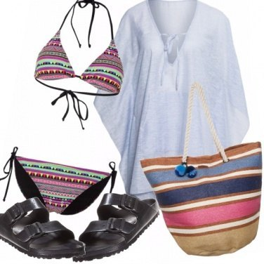 Outfit Aztec