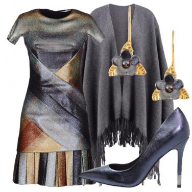 Outfit Serata laminata