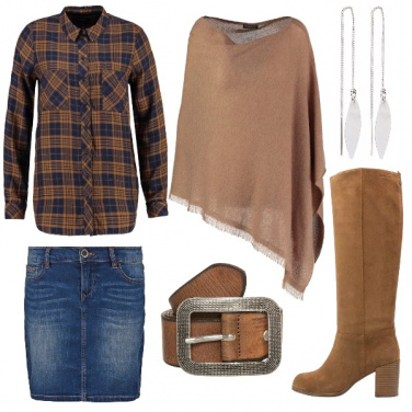 Outfit Country in autunno