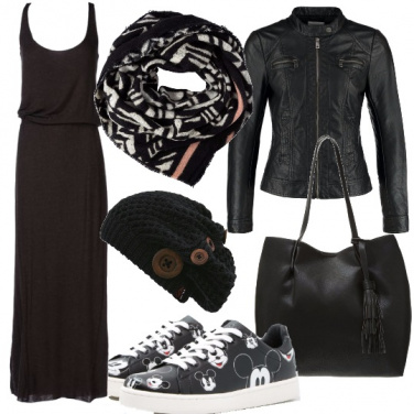 Outfit Passione sneakers