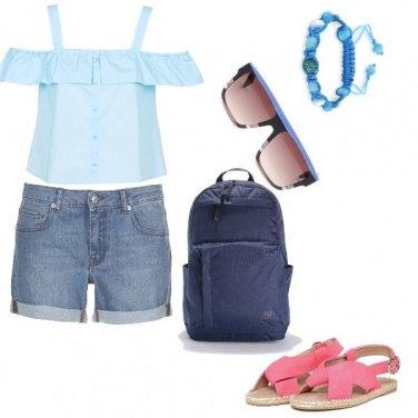 Outfit Basic, tempo di ripetizioni estive