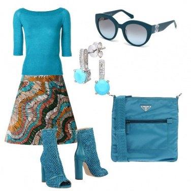 Outfit Lo stivaletto estivo