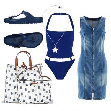 Outfit CMPS ...e poi si va alla spiaggia