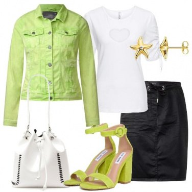 Outfit Trendy in office