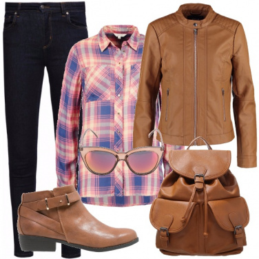 Outfit Country metropolitano