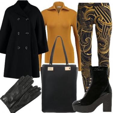 Outfit Come illuminare il nero