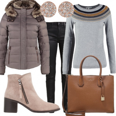 Outfit Giornate invernali