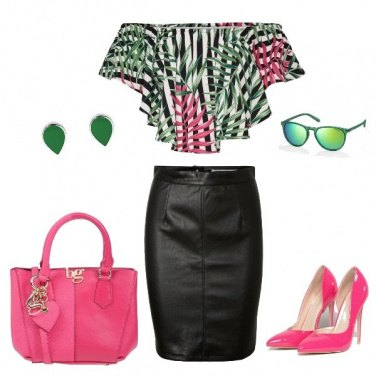 Outfit Sexy #2427