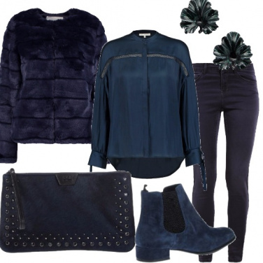 Outfit Donne in blu