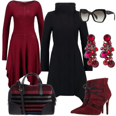 Outfit Diva odierna