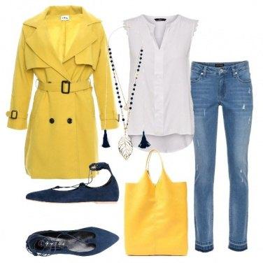 Outfit Le prime pioggie