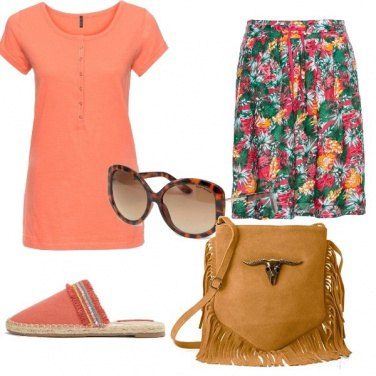 Outfit Etnico #2878