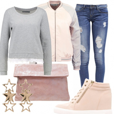 Outfit Casual e chic