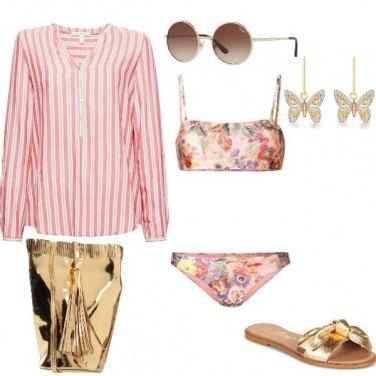 Outfit Farfalle sottosopra