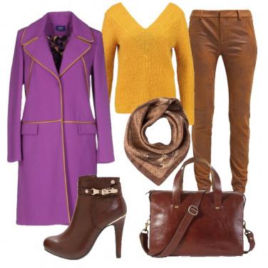 Outfit Cromatismi azzardati