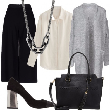 Outfit Party chic