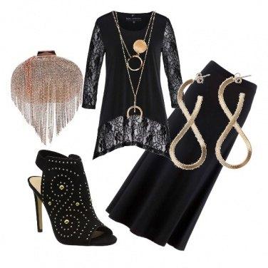 "Outfit ""Infinita"" eleganza"
