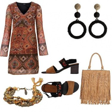 Outfit Etnico