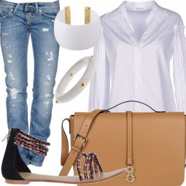 Outfit Summer stroll