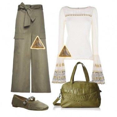 Outfit Giornata fresca