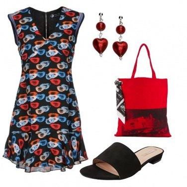 Outfit Al vernissage