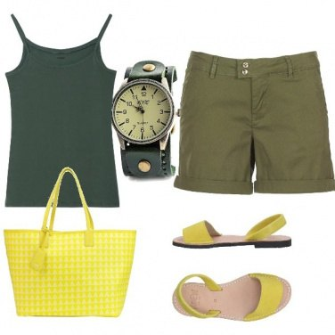 Outfit Basic #12644