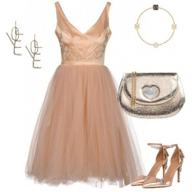 Outfit Ballet Center style