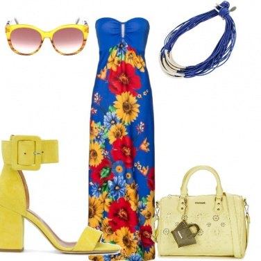 Outfit Pomeriggio estivo