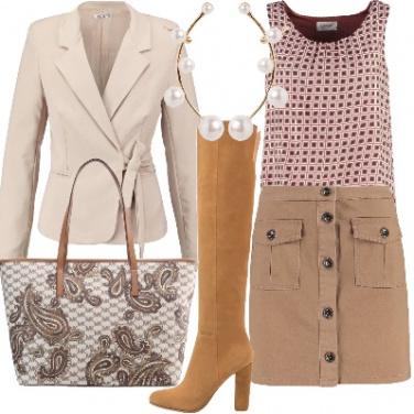 Outfit I cuissard in ufficio