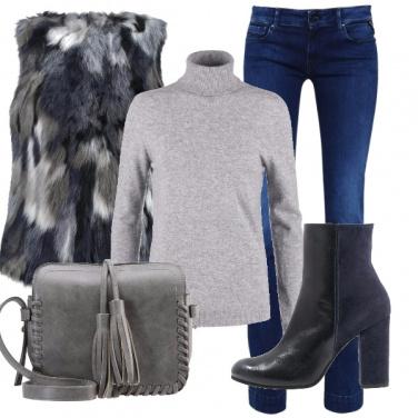 Outfit Shopping al caldo