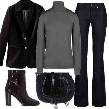 Outfit Un poliziesco anni \'80