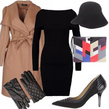 Outfit Una calda eleganza