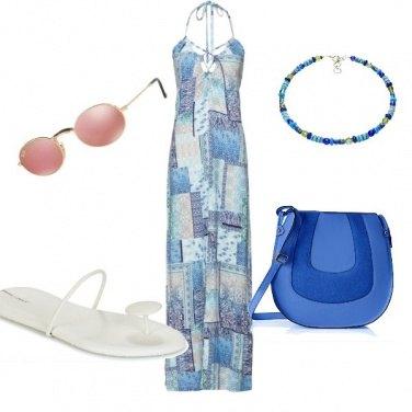 Outfit Caldo pomeriggi estivi