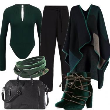 Outfit Optiamo per la mantella