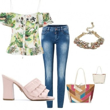 Outfit Casual ricercato