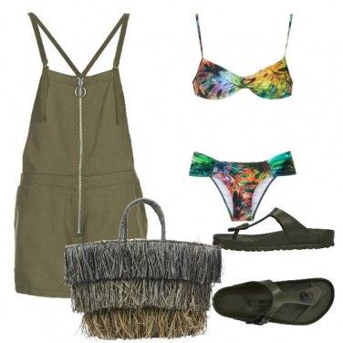 Outfit La salopett per il mare