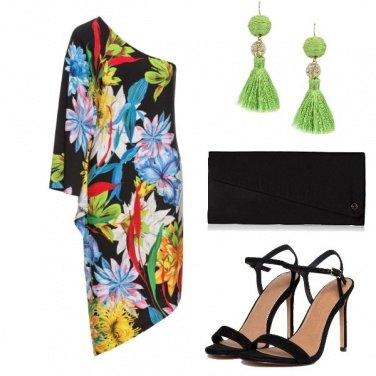 Outfit L\'abito asimmetrico