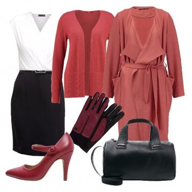 Outfit Elegante comodità