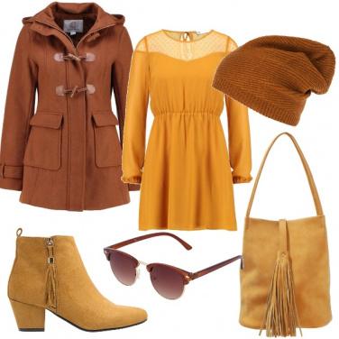 Outfit Tonalità calda