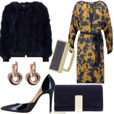 Outfit Cerimonia d\'autunno