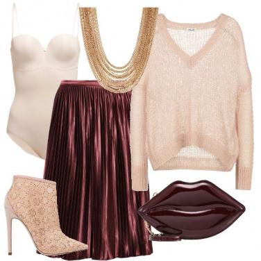 Outfit Ragazza alla moda