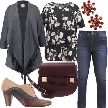Outfit Grandi affari curvy