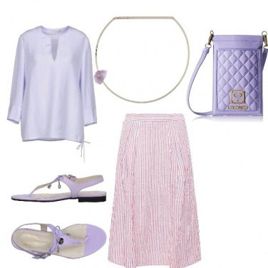 Outfit In piazzetta