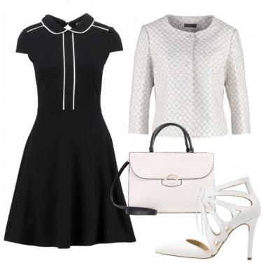 Outfit Raffinatezza in saldo