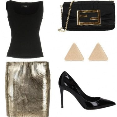 Outfit Rock #2516