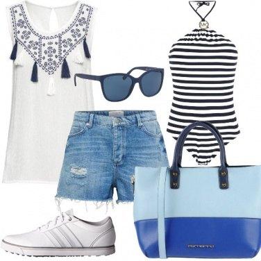 Outfit Fuga dalla città: un giorno al mare