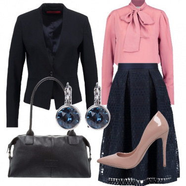 Outfit Mary poppins stilosissima