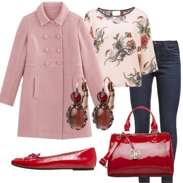 Outfit Passione rosa